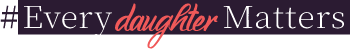 Every Daughter Matters Logo